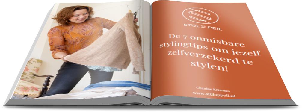 E-book van Stijl op Peil