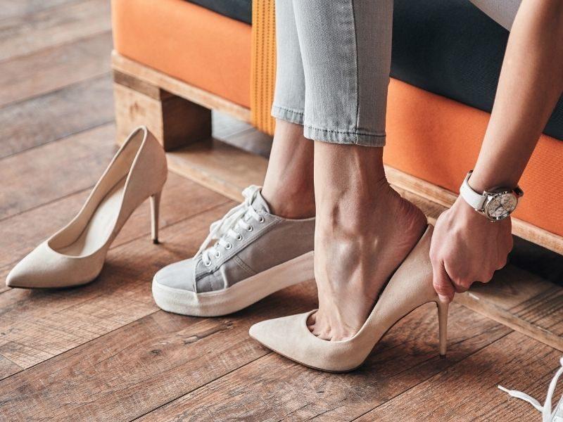 Nooit meer schoenenstress!