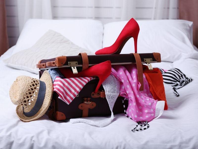 Help! Ik neem altijd teveel kleding mee op vakantie!